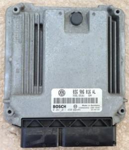 Bosch EDC16U31/34 ECU Repairs