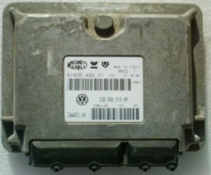 Magneti Marelli 4AV/4CV ECU Repairs