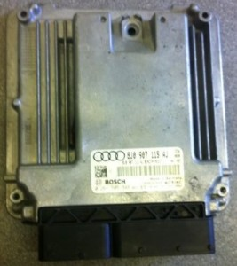 Volkswagen (VW) Crafter Sharan Jetta Tiguan Engine ECU Faulty