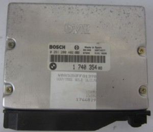 Bosch DME M3.1 Engine ECU Repairs