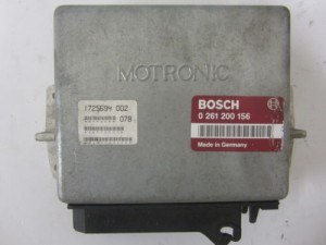 Bosch DME M 1.2 Engine ECU Repairs