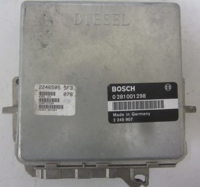 Bosch EDC1.3.1 Engine ECU Repairs
