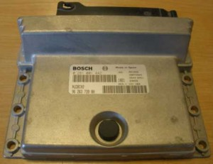 Bosch AS 3.1 ECU Problems
