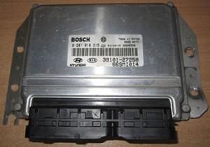 Bosch EDC 15C7 ECM Repairs - Hyundai