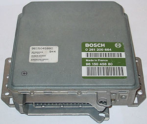 Bosch MP5.1 Engine ECU Testing