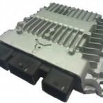 Siemens SID 801 Engine ECU Testing