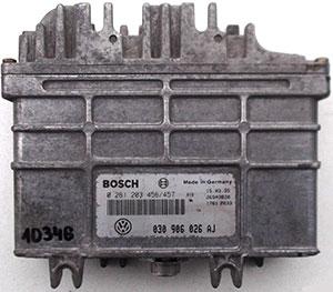 Bosch MA1.3 Engine ECU Testing