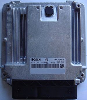 Bosch EDC17CP04 Engine ECU Testing