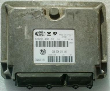 Magneti Marelli 4TV Engine ECU Testing