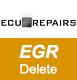EGR Delete
