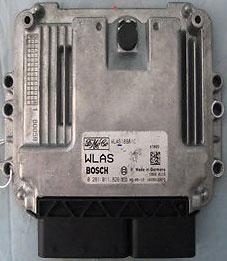 Vauxhall Zafira Bosch EDC16C39 ECU Repairs