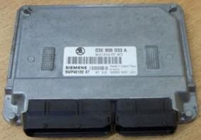 Siemens 5WP4 3PE/3PG ECU Repairs