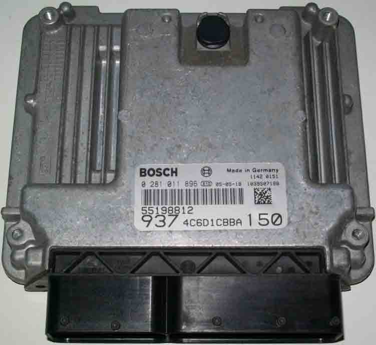 Bosch EDC16C8 Engine ECU Repairs