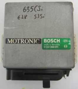 Bosch DME ML2.1 Engine ECU Repairs