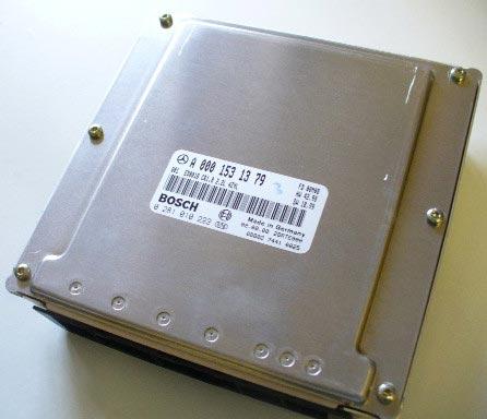 Bosch EDC15C0 ECU Testing