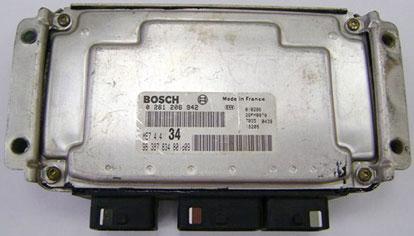 Bosch ME7.4.4 Engine ECU Testing