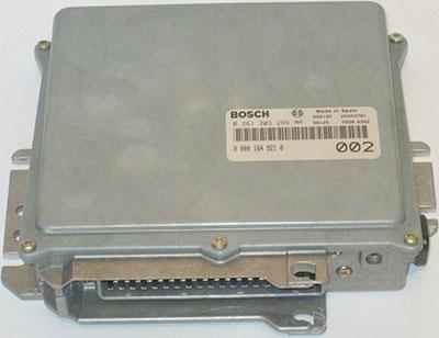 Bosch M2.7 Engine ECU Testing