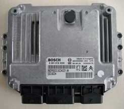 Bosch EDC16C36 Engine ECU Testing