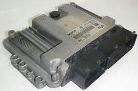 Bosch MED9.5.10 Engine ECU Testing
