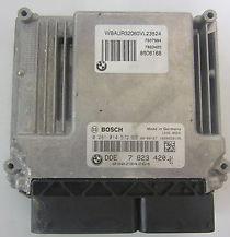 Bosch EDC17CP02 Engine ECU Testing